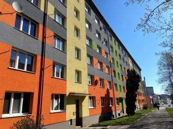 Pronájem bytu 2+1 v osobním vlastnictví 37 m², Litvínov