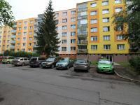 pohled na dům (Prodej bytu 2+1 v družstevním vlastnictví 67 m², Praha 4 - Kamýk)
