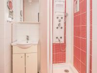 koupelna - Pronájem bytu 2+1 v osobním vlastnictví 64 m², Kladno