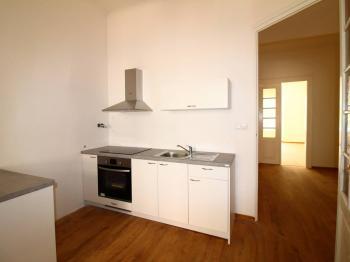 Kuchyně - Pronájem bytu 2+1 v osobním vlastnictví 74 m², Praha 6 - Bubeneč