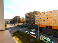 výhled jihozápadním směrem - Prodej bytu 2+1 v osobním vlastnictví 63 m², Praha 10 - Vršovice