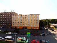 výhled západním směrem - Prodej bytu 2+1 v osobním vlastnictví 63 m², Praha 10 - Vršovice
