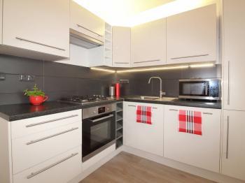 kuchyně - Prodej bytu 2+kk v osobním vlastnictví 64 m², Praha 4 - Braník