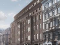 Pronájem kancelářských prostor 280 m², Praha 1 - Nové Město