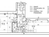 Prodej bytu 2+kk v osobním vlastnictví 36 m², Praha 8 - Libeň