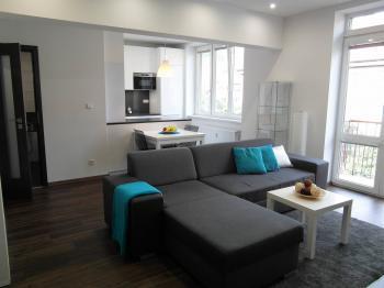 Pronájem bytu 2+kk v osobním vlastnictví 61 m², Praha 4 - Braník