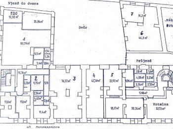 Pronájem komerčního objektu 2700 m², Jablonec nad Nisou
