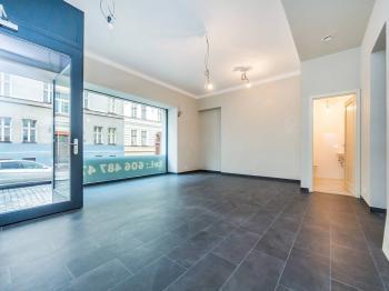Pronájem komerčního objektu 53 m², Praha 2 - Vinohrady
