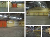 Pronájem skladovacích prostor 1700 m², Uherské Hradiště