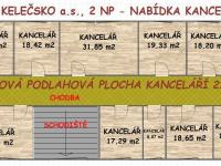 pronájem kanceláří ZD Kelečsko (Pronájem kancelářských prostor 210 m², Kelč)