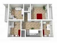 3D patro (Prodej domu v osobním vlastnictví 291 m², Chropyně)