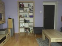 Obývací pokoj, prodej bytu 3+kk, Staré Město (Prodej bytu 3+kk v osobním vlastnictví 65 m², Staré Město)