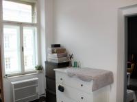 Ložnice - Pronájem bytu 2+1 v osobním vlastnictví 50 m², Brno