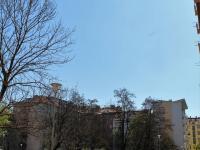 Pohled z balkónu - Prodej bytu 2+1 v osobním vlastnictví 54 m², Brno