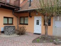 Společný dvorek - Pronájem bytu 1+kk v osobním vlastnictví 37 m², Brno