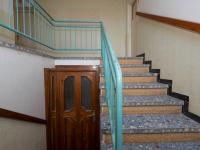 žulové schodiště s dveřmi do 1 NP - Prodej domu v osobním vlastnictví 244 m², Ostrožská Nová Ves