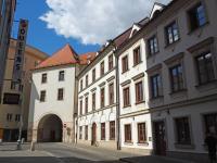 Pronájem komerčního prostoru (obchodní) v osobním vlastnictví, 121 m2, Brno