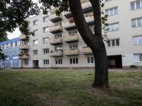 Pohled na dům - Pronájem bytu 1+1 v osobním vlastnictví 36 m², Brno