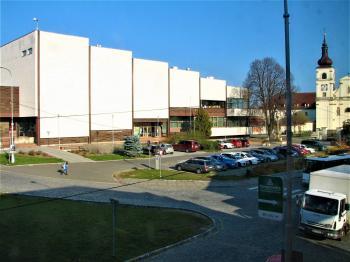 Pronájem kanceláře 35m2 v centru Uherského Brodu - Pronájem komerčního objektu 35 m², Uherský Brod