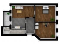 Prodej bytu 3+kk v osobním vlastnictví 95 m², Brno