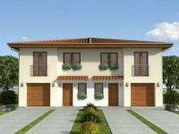 Novostavba, rodinný dům, Brno, Sadová (Prodej domu v osobním vlastnictví 110 m², Brno)