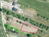 Prodej pozemku 1496 m², Křetín
