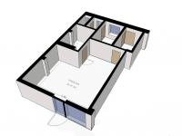 Pronájem obchodních prostor 56 m², Kuřim