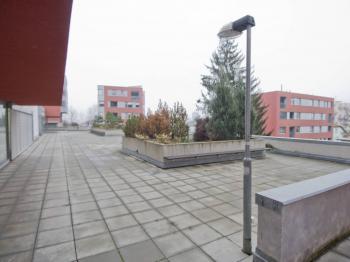 Terasa před nebytovou jednotkou - Prodej jiných prostor 363 m², Brno