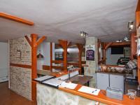 Kavárna v 1.NP - Prodej jiných prostor 363 m², Brno