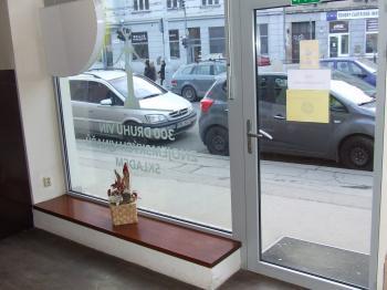 Pronájem obchodních prostor 109 m², Brno