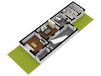 Prodej domu v osobním vlastnictví, 165 m2, Zbýšov