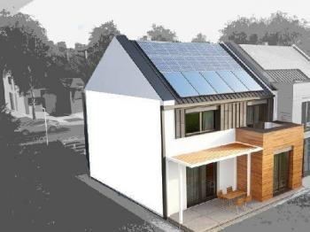 patrový řadový dům - Prodej domu 230 m², Viničné Šumice