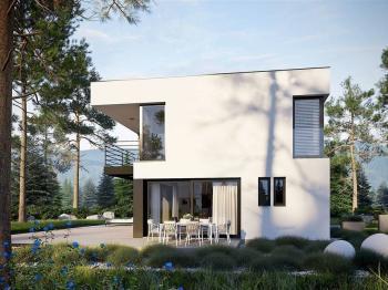 boční pohled - Prodej domu v osobním vlastnictví 180 m², Malá Lhota