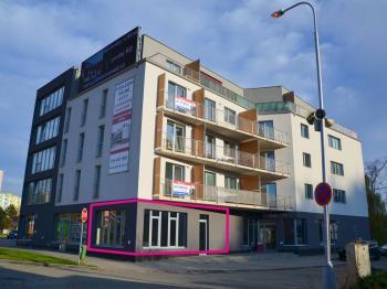 Pronájem obchodních prostor 97 m², Kuřim