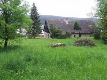 chalupa Fryšava - Prodej pozemku 2350 m², Fryšava pod Žákovou horou