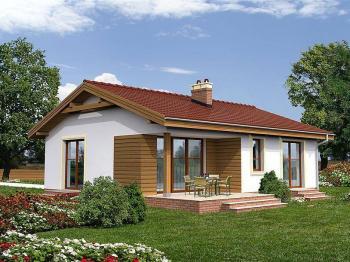 Prodej domu v osobním vlastnictví, 69 m2, Hrabětice