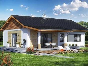 Prodej domu v osobním vlastnictví, 95 m2, Bohdalice-Pavlovice
