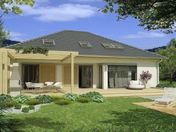 Prodej projektu na klíč 79 m², Medlovice