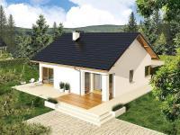 RD- 3+1- Medlovice - Prodej projektu na klíč 79 m², Medlovice