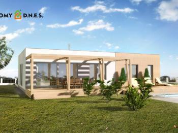 Nízkoenergetický dům Brno - Prodej projektu na klíč 113 m², Brno
