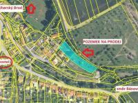Prodej pozemku 2200 m², Suchá Loz