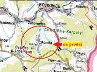 Prodej pozemku 170000 m², Komňa