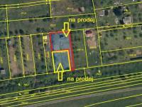 Prodej pozemku 480 m², Uherský Brod