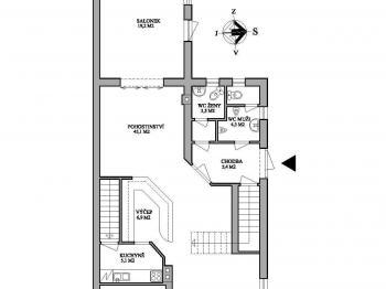 Prodej domu v osobním vlastnictví 230 m², Šumice