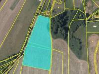 Prodej pozemku 10113 m², Třebušín
