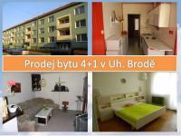 Prodej bytu 4+1 v osobním vlastnictví, 105 m2, Uherský Brod