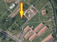 Prodej pozemku 1001 m², Třebušín