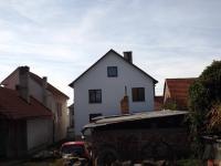 pohled ze zadní strany (Prodej domu v osobním vlastnictví 280 m², Petrůvka)