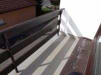 balkon z kuchyně (Prodej domu v osobním vlastnictví 280 m², Petrůvka)