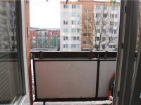 lodžie - Prodej bytu 3+1 v osobním vlastnictví 70 m², Zlín